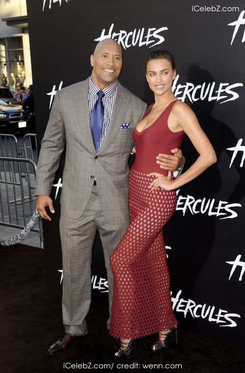 Dwayne Johnson Los Angeles premiere of 'Hercules' by Paramount held at the TCL Chinese Theatre http://icelebz.com/events/los_angeles_premiere_of_hercules_by_paramount_held_at_the_tcl_chinese_theatre/photo10.html
