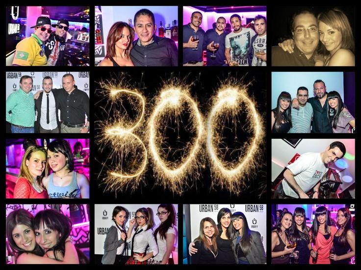 300 Amigos de facebook