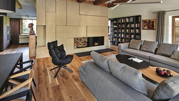 Hra dreva a kameňa: Interiér prežije celú dekádu módnych vĺn!
