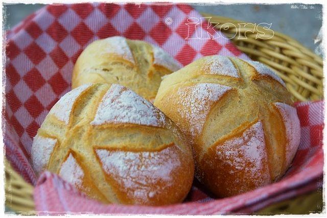 Dinkelbrötchen | Kochen....meine Leidenschaft | Bloglovin'