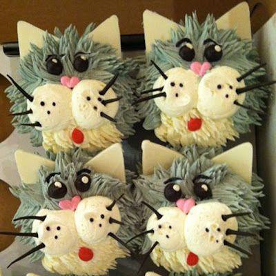 Cat Cupcakes Tuesdays