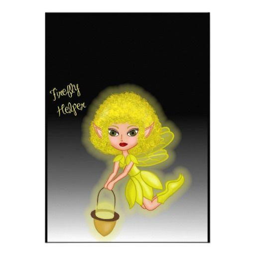 Firefly Helper Invitation