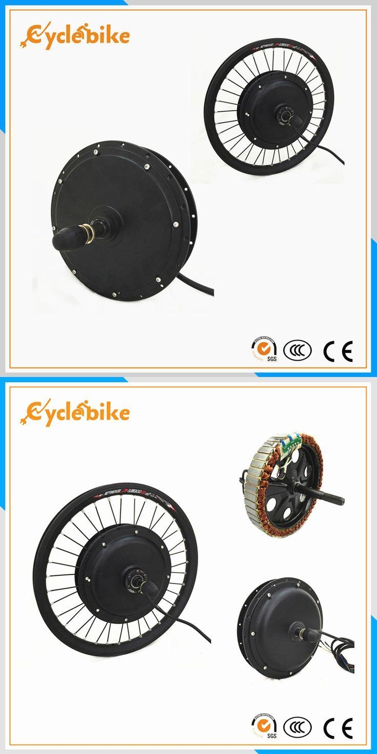 Free shipping 48V 1000W Electric Bicycle Motor Ebike Brushless,Gearless Hub Motor for Rear Wheel e-bike conversion Kit