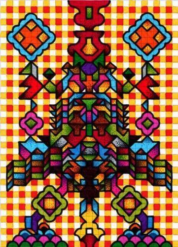 Best Graph Paper Images On   Graph Paper Art Doodles