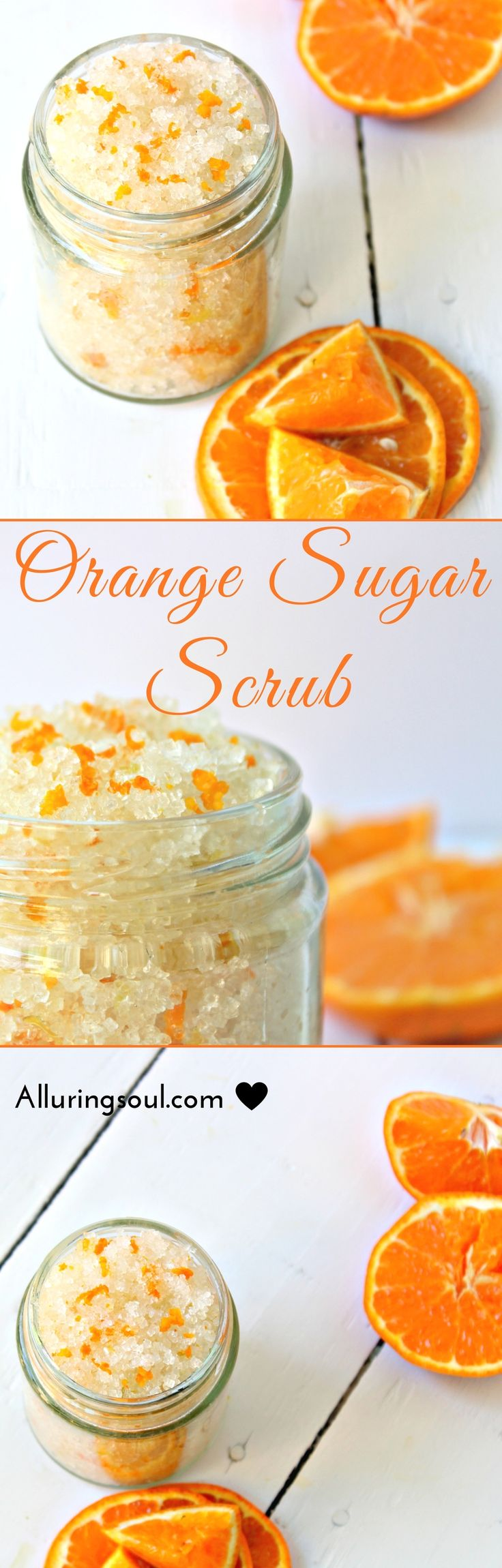 orange sugar scrub is the solution for getting rid of stubborn dark spots on skin. It removes gunk of our skin as it contains nourishing coconut oil and vitamin E oil which is perfect for our smooth skin.