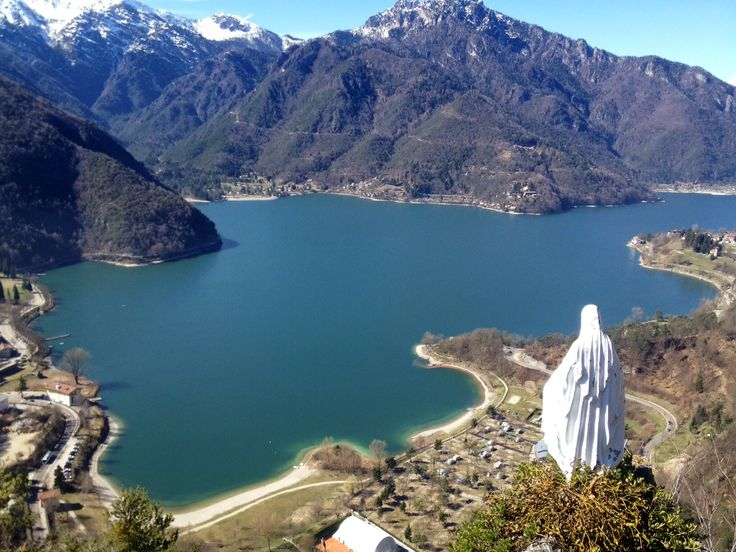 View of #lakeledro from Molina