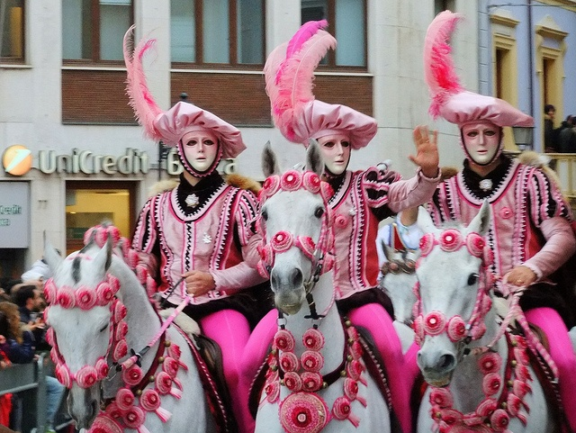 "Sardinia - one of the most spectacular carnivals  ""Sa Sartiglia ""of Oristano."