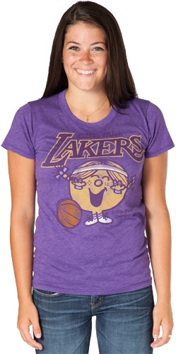I need this..... Little Miss LA Lakers Shirt By Junk Food
