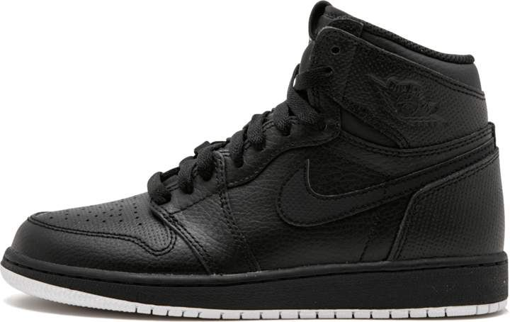 air jordan 1 high og negras