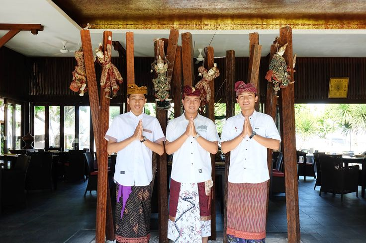 With a heart-warming smile, our family of staff are always ready to greet you at #TheTAOBali.   www.benoaresort.com #thetanjungbenoa #thetanjungbenoabeachresortbali #TheTAOBali #bali