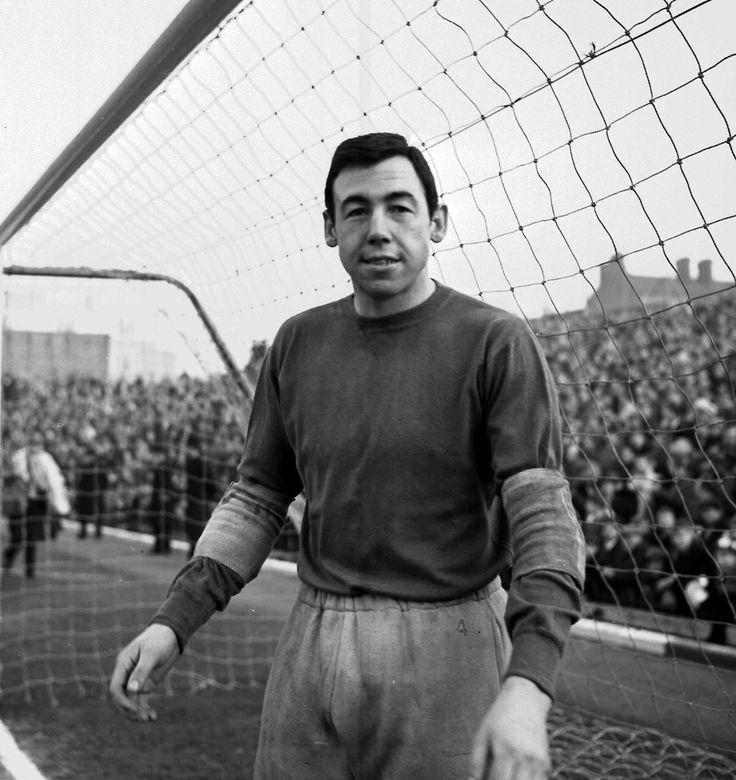 Gordon Banks, 1963.