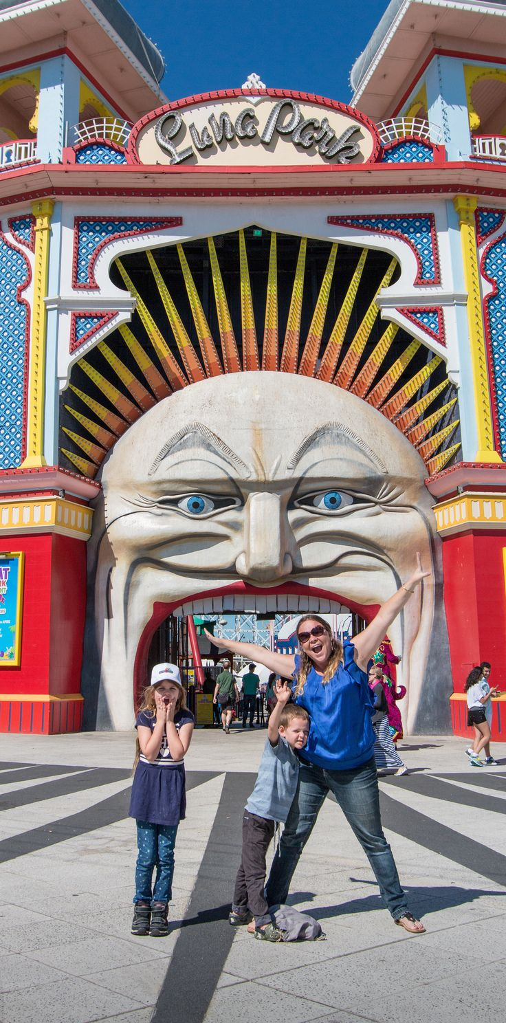 There are so many things to do with kids in Melbourne, Australia, where were we going to start? Well, this list is a handy starting point which covers theme parks, beaches and day trips. Enjoy! Family Travel. Australia.