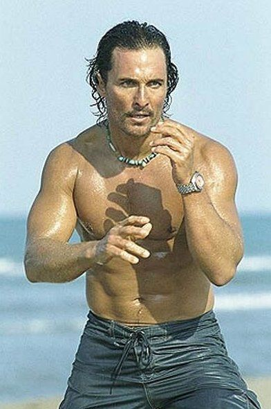 Matthew McConaughey Shirtless and Sexy Pictures | POPSUGAR Celebrity