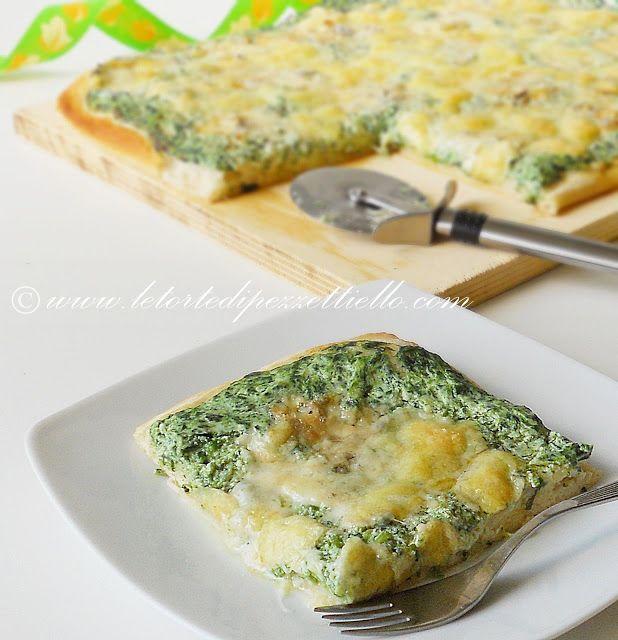 Le Torte di Pezzettiello e non solo...: Pizza green con pasta madre