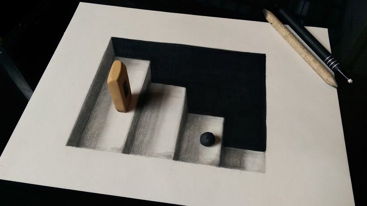 How to draw 3d stairs with pencils or markers.I hope you like it and please share and leave your comments. Thank You. If you have questions, we will gladly a...