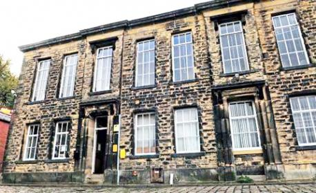 Bacup Police Station was the set for 'Juliet Bravo' a British television series which ran on BBC1 between 1980 and 1985. The theme of the series concerned a female police inspector who took over control of a police station in the fictional town of Hartley in Lancashire.