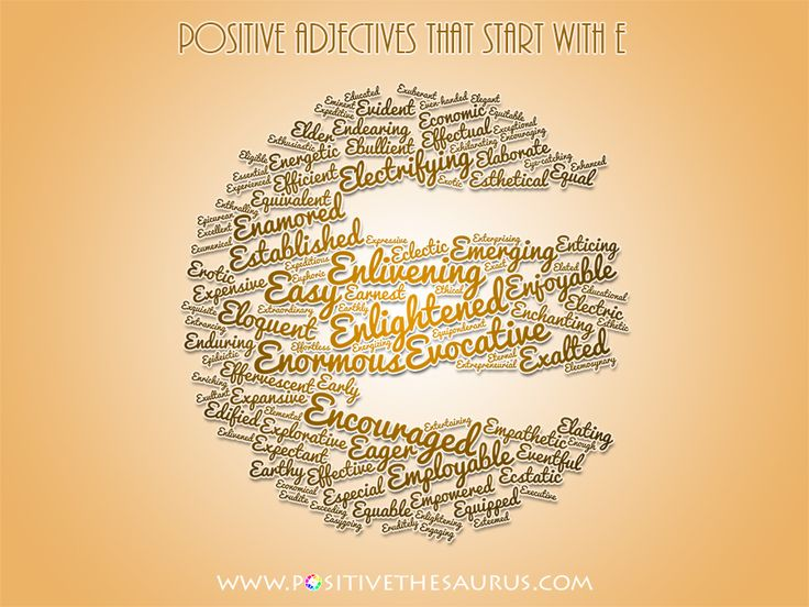 5 letter words that start with e pin by boom positive on positive adjectives positive 20241 | 5b000196e4cb2f5baaa5b4a1b67e5132