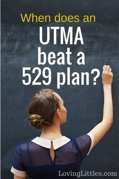 Have you ever wondered about the differences between an UTMA account and a 529 plan for college savings? I'll compare these two and tell you what we use.