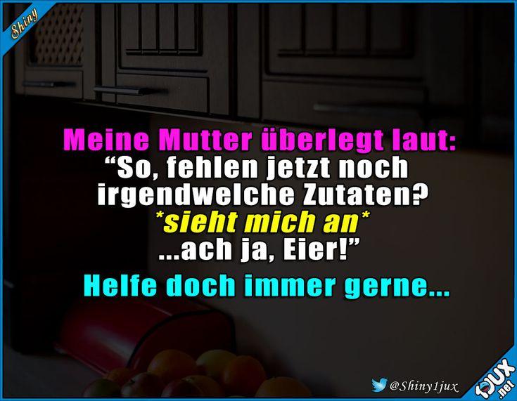 Na vielen Dank auch x.x #Eier #gemein #Spaß #lustig #Sprüche #Humor #Memes