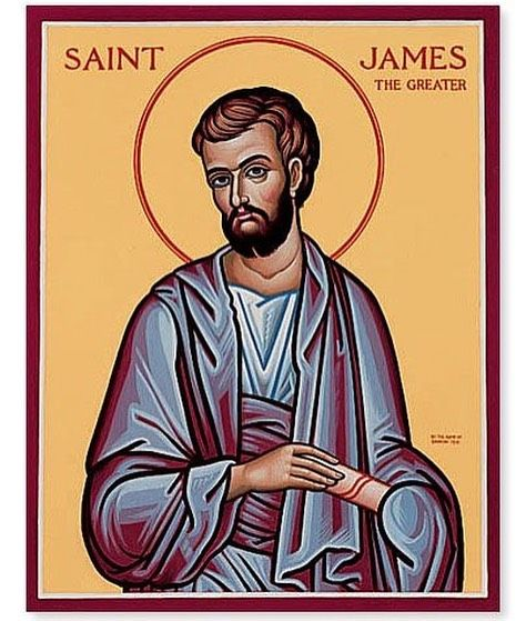 St. James the Greater, pray for us! 🙏 What better way to celebrate the feast day of Saint James the Greater, July 25th, than with a review of a documentary based on Santiago (Saint James) himself! 👣 You may have heard about the popular new documentary called Footprints: The Path of Your Life. It is a documentary film about 11 men who walked the Camino de Santiago or the Way of St. James to reach Santiago de Compostela, where the remains of St. James the Greater lie. CatholicMomRI.com…