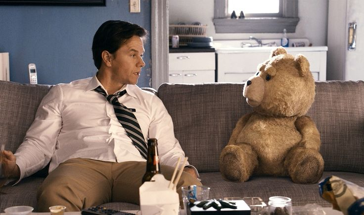 Ted and Mark
