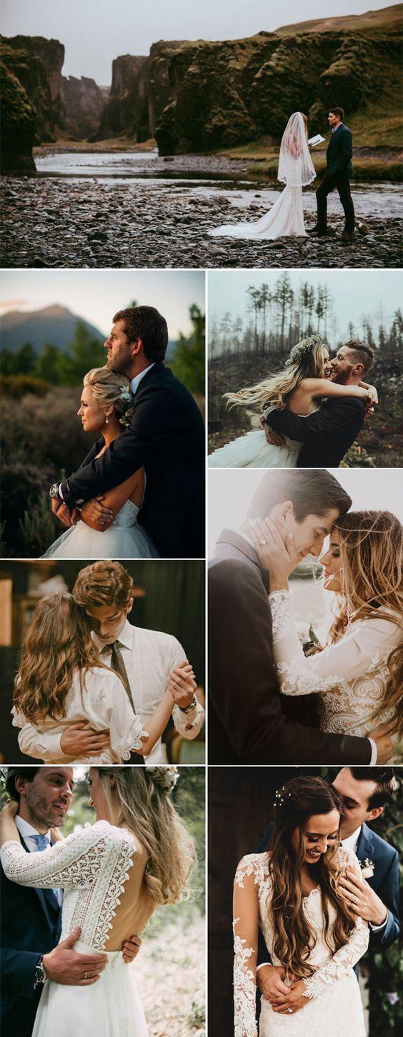 beautiful hug wedding photo ideas