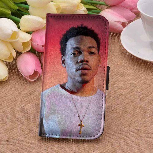 Chance The Rapper CUSTOM PERSONALIZED WALLET FOR IPHONE 4 4S 5 5S 5C 6 ...