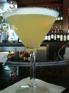 Engchik Eats: marTini Tuesday: The Knockout from Sullivan's Steakhouse