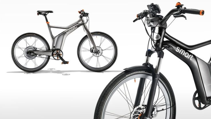 smart ebike - versiones
