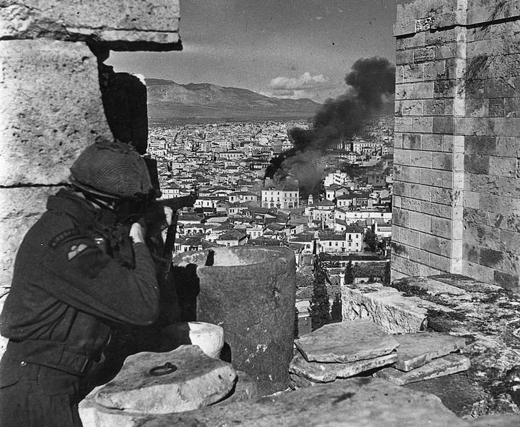 Athens in WW2, 1940