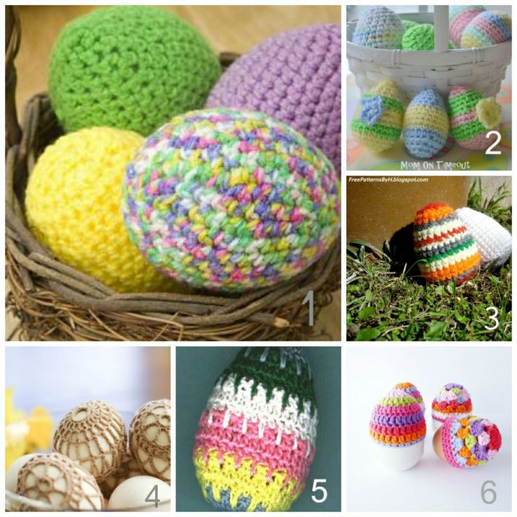 Crochet Patterns Easter : Easter Crochet Patterns FREE Craft Ideas Pinterest