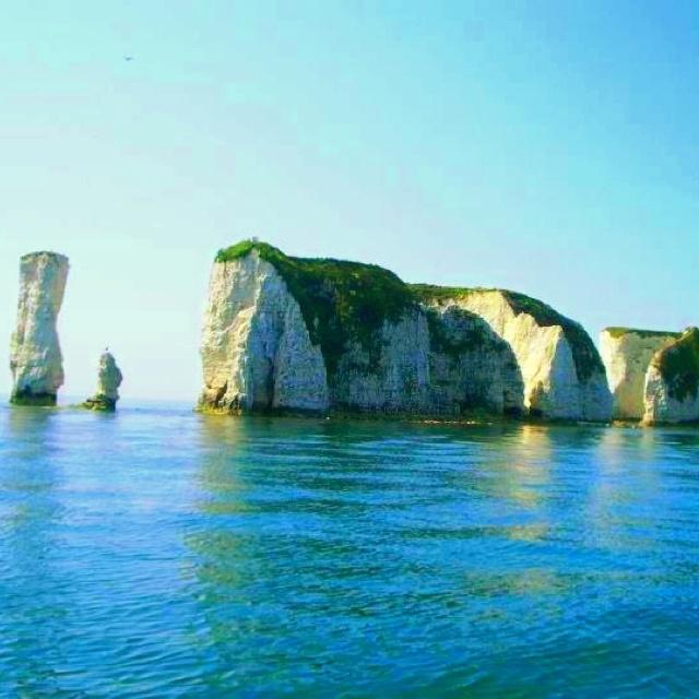 Old Harry Rocks, Poole Dorset near Salterns Hotel www.salternshotelpoole.co.uk