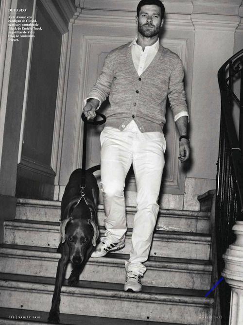 Xavi Alonso.