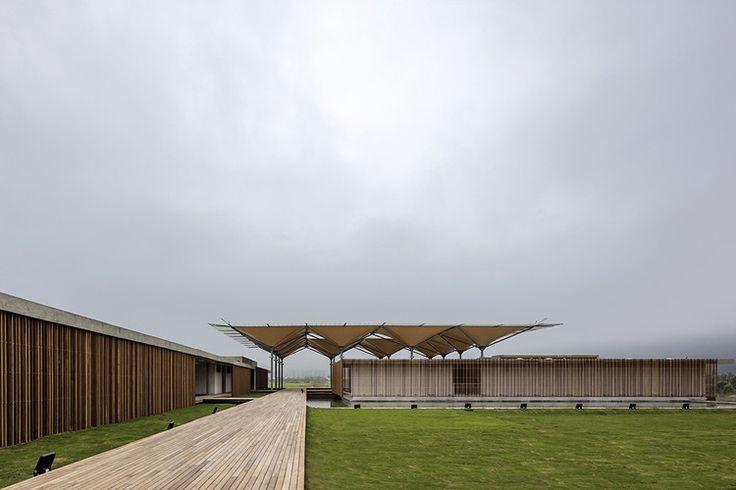 Sede do Campo Olímpico de Golfe / RUA Arquitetos | ArchDaily Brasil
