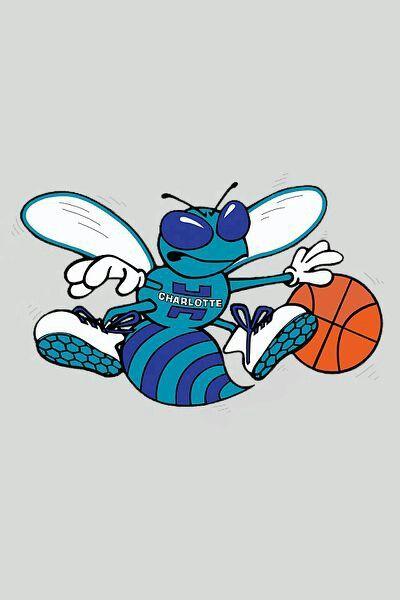 Original Charlotte Hornets Logo