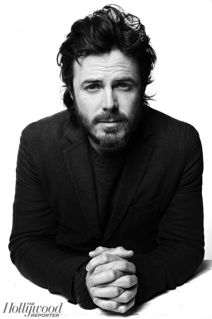 Casey Affleck, photographed for 'Manchester by the Sea'