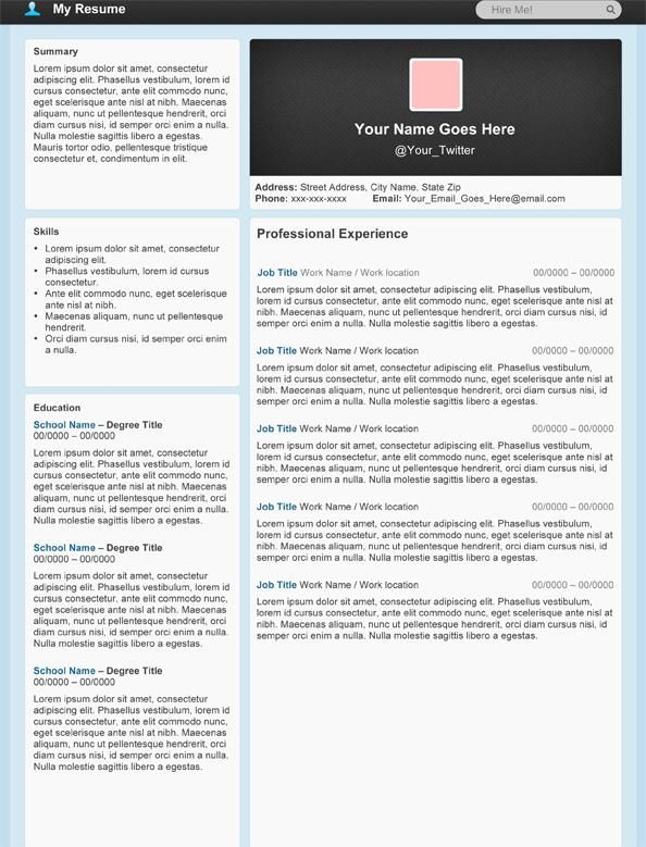 how to make my teaching resume stand out