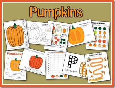 pumpkins fun & learning