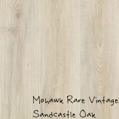 Mohawk Rare Vintage Sandcastle Oak 7 5 Quot Embossed And