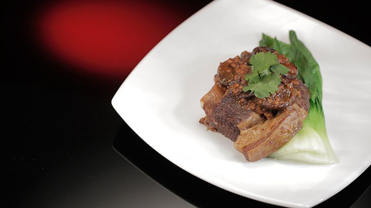 Chinese Braised Beef Ribs
