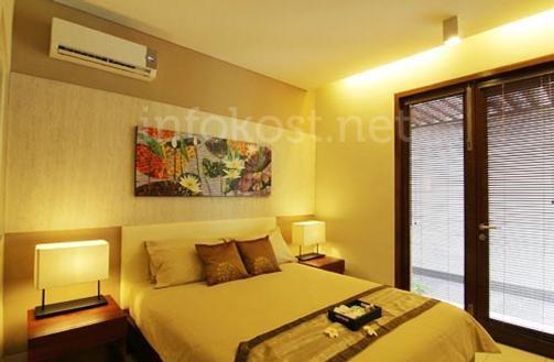 Chic Quarter bedroom 2
