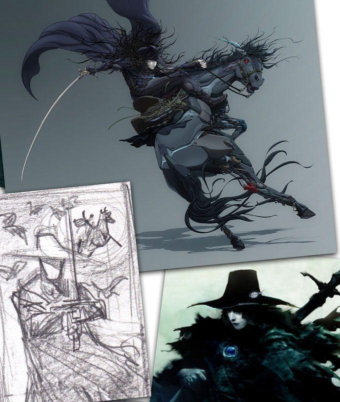 Vampire Hunter D Anime Characters : Best vampire hunter d ideas on pinterest