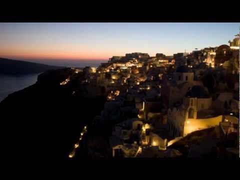 Oia Time Lapse - Santorini, Greece