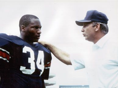 Bo Jackson and Pat Dye.  Just like that.