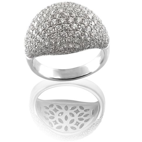 Zlatan prsten sa brilijantima