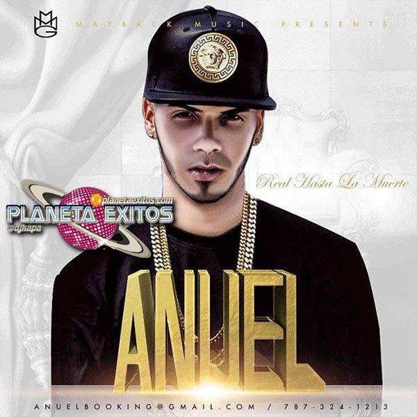 Anuel AA - Real Hasta La Muerte (Mixtape 2016)