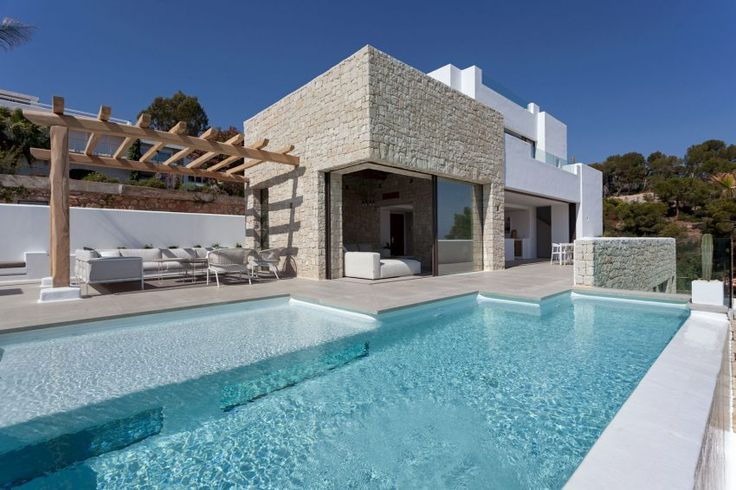 #antonio altarriba arquitecto designs #interior #sea #swimmingpool #spain #intérieur #piscine #sun #sky #blue sky #ciel bleu #ciel dégagé #espagne #designer #architecte #swimming pool #alicante #kitchen #cuisine #span #architecture #noipic