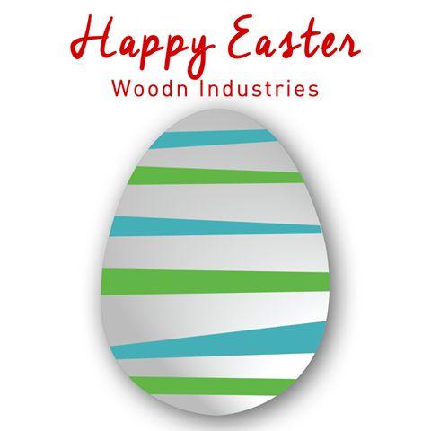#Buonapasqua dai nostri partner #WoodnIndustries e #Greenwoodvenice  #happyeaster