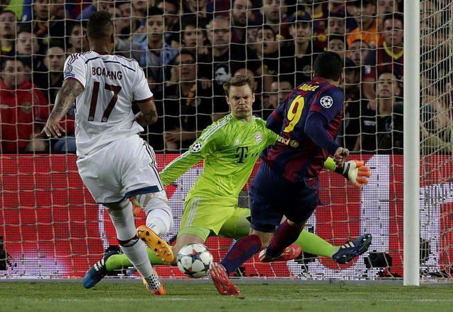 Champions League: El Barça de Messi aniquila al Bayern de Guardiola con dos goles en tres minutos . Noticias de Champions