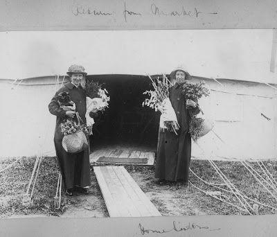 Olive Tree Genealogy Blog: Nursing Sister WW1 Photo Album: 28R Nurses with Fl...